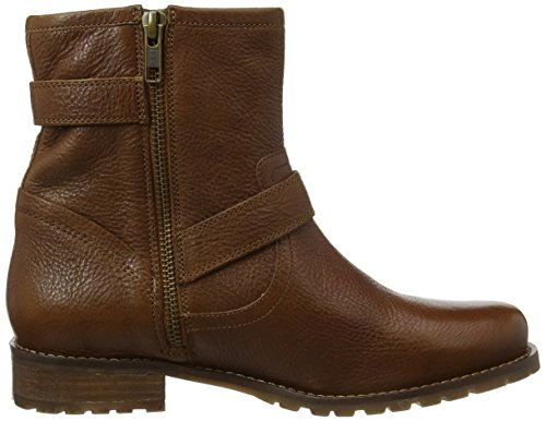 tan Marron Bottes Femme Filey Face Motardes Fat awx6YvR