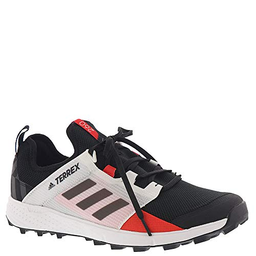 adidas outdoor Terrex Speed Ld Mens Trail Running Shoe Black/Black/Active Red