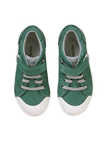 Vertbaudet Zapatillas de Deporte de Material Sintético Niños Verde
