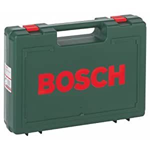 Bosch 2 605 438 414 - Maletín de transporte de 390 x 300 x 110 mm, color verde