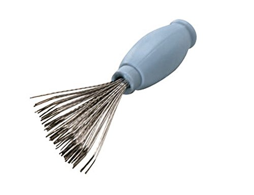 Miles Kimball Blue Hair Brush Cleaner