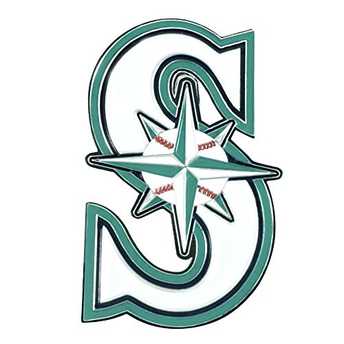 FANMATS MLB - Seattle Mariners Color Emblem ()