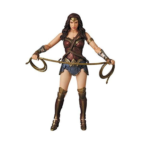 41M9rjgzMLL Medicom Batman v Superman: Dawn of Justice: Wonder Woman MAF EX Action Figure