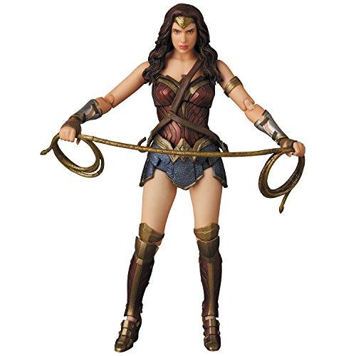 Medicom Batman v Superman: Dawn of Justice: Wonder Woman MAF EX Action Figure