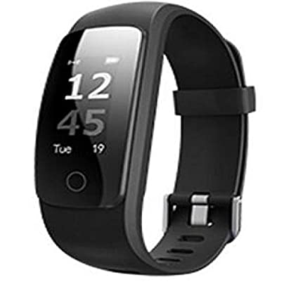 ZZXXCC New Smart Bracelet Smart Band Heart Rate Smart Wristband Pedometer Mp3 Bracelet Fitness Activity Tracker Estimated Price -