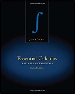 Stewart essential calculus early transcendentals solutions manual
