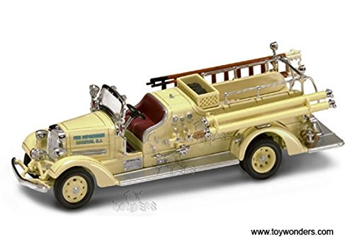 Ahrens-Fox VC Fire Engine Boonton, NJ (1938, 1:43, Yellow) 43003