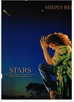 Book Simply Red: Stars (full piano/vocal arrangements with guitar chords and lyrics)