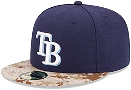 huge sale size 7 quality products Amazon.com : New Era Tampa Bay Rays MLB Baseball 2015 Memorial Day ...