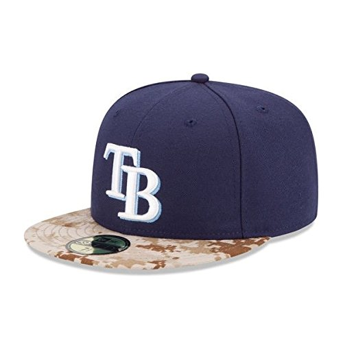 various colors df5d6 eada6 New Era Tampa Bay Rays MLB Baseball 2015 Memorial Day Stars   Stripes  59FIFT.