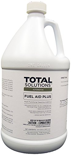 Fuel Aid Plus, Fuel Injector Cleaner and Conditioner for Gasoline - 4 Gallons by EcoClean Solutions