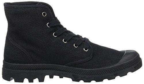 Black Palladium Nero Uomo a Alto Collo Pampa Sneaker H Us High pBxw1vqpr