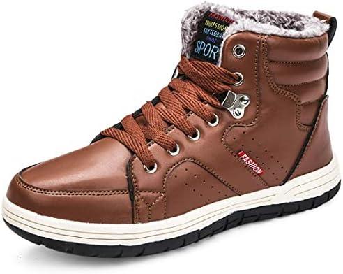 レインブーツ メンズ 防水 防寒 ワークブーツ カジュアル 歩きやすい 疲れない 無地 ショートブーツ メンズ 紳士靴 モカシンお洒落シューズデザートブーツ スノーブーツ 編み上げブーツ 冬靴 防寒対策