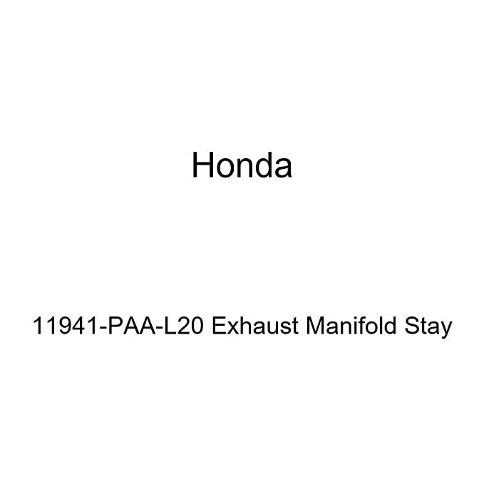 Genuine Honda 11941-PAA-L20 Exhaust Manifold Stay
