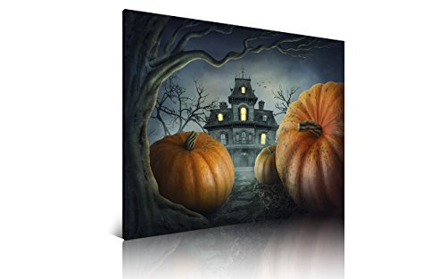 NAN Wind Modern Giclee Canvas Prints Halloween Pumpkins Wall Art Halloween Decorations