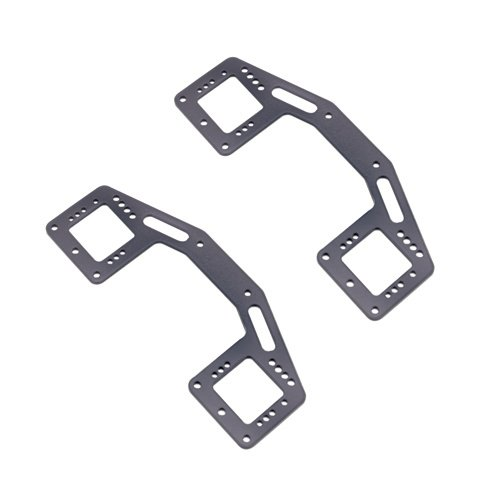 Atomik Chassis Plate Set for Venom Creeper and Safari RC Rock - Venom Creeper
