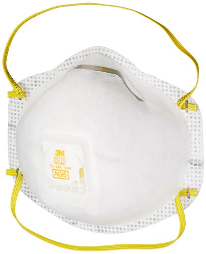3M OH/ESD 8516 N95 Particulate Respirator Nuisance Level ...
