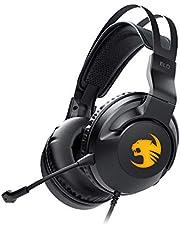 Roccat ELO 7.1 USB Surround Sound Gaming Headset - PC/Mac/Linux, Black