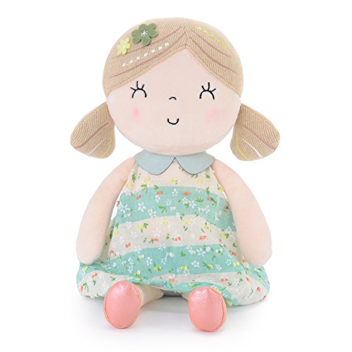 Gloveleya Baby Doll Baby Girl Gifts Plush Snuggle Buddy Cuddly Soft Play Toy Gift Children 0+ ...