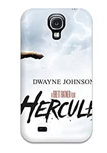 New Style Design High Quality Dwayne Johnson's Hercules Cover Case With Excellent Style For Galaxy S4