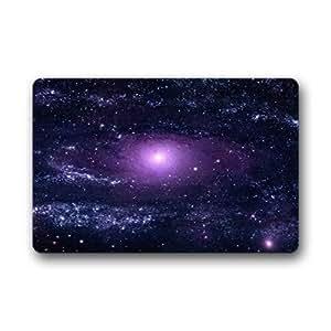 """dalliy Custom Star Universum Galaxie–interiores y exteriores Felpudo 23.6x15.7""""About 59.9cmx39.8cm, tela, D, 23.6"""" x 15.7"""""""