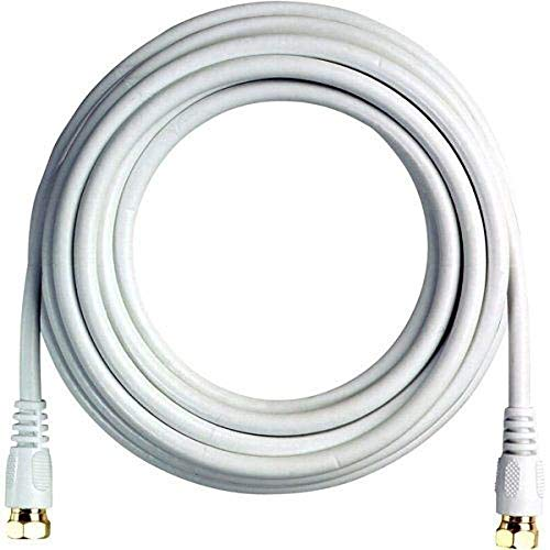 BoostWaves 50ft Rg6 High Definition HDTV Coaxial Cable - Low Loss (High Definition Fireplace)