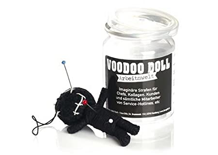 Voodoo doll «vie professionnelle» (347) dans la boîte ILG