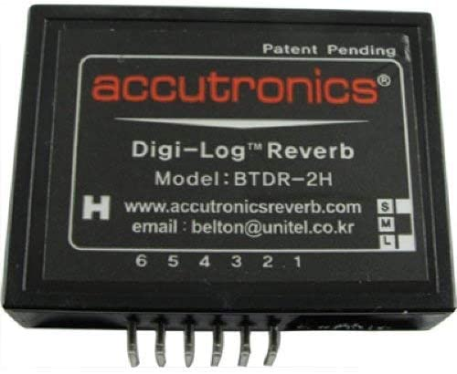Reverb Module – Accutronics Digi-Log Mini, Horz. Mount, Med