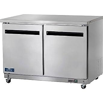 Arctic Air AUC48R 48u0026quot; Undercounter Refrigerator   12 ...