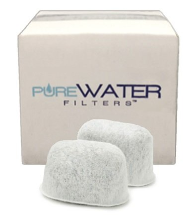 Descaling and Maintenance Kit for Keurig Brewers - Includes 10 Keurig Rinse Pods Plus 2 Replacement Filters by PureWater Filters (Image #4)