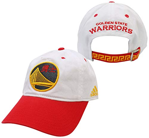 adidas Golden State Warriors Chinese New Year Adjustable Slouch Hat/Cap