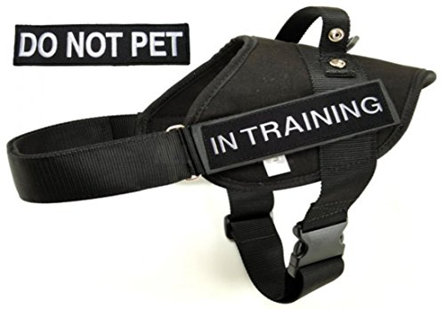 Police Service Harness Embroidered TRAINING product image