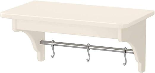 Ikea Asia Tornviken Wandregal Ecru 19 7 Zoll 50 Cm Amazon De