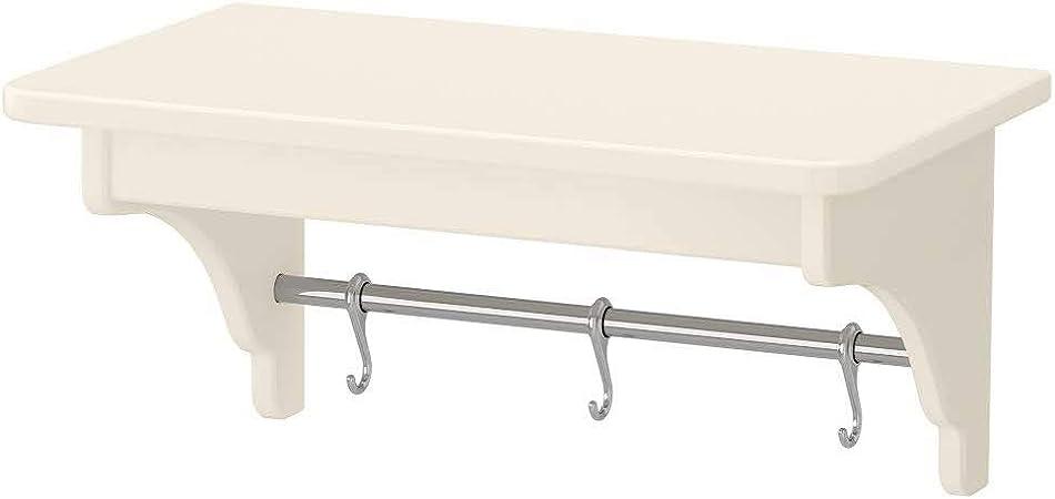 IKEA ASIA TORNVIKEN - Estante de Pared (50 cm), Color Blanco ...