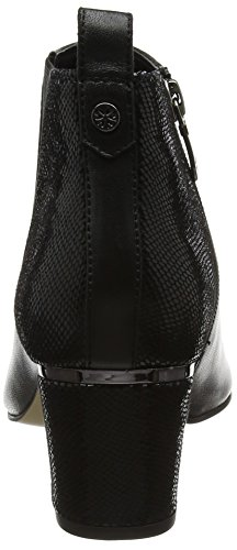 Van Tangier Ankle Women's Reptile Black Boots Dal Print Black ag7aqw1