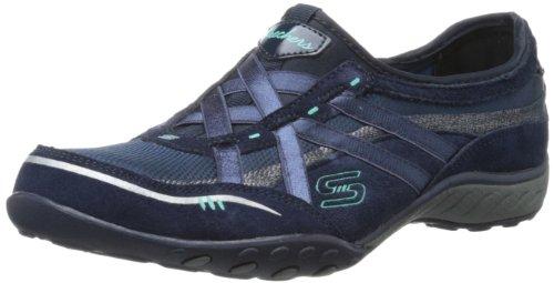 blau Skechers Sneaker Taglia Breathe nbsp; easy nvy Blu B6wtYr6nq