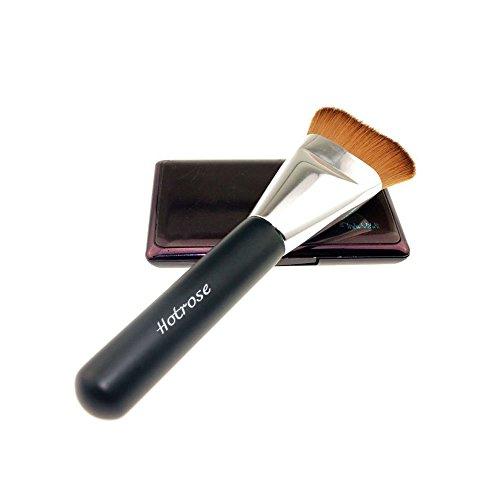 Hotrose®US 2015 Flat Contour Brush Repair Capacity Brushes for Girls(black)
