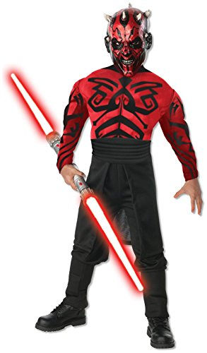 with Darth Maul Costumes design