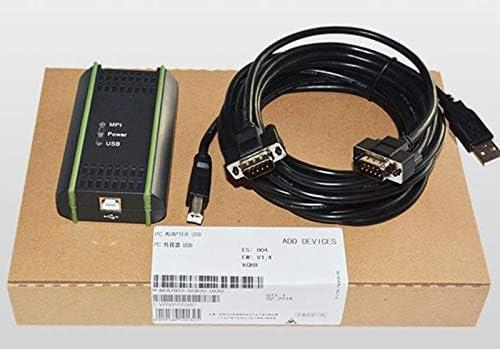 Cable Length: 972-OCB20-0XA0 ShineBear 6ES7 972-OCB20-0XA0 New PC Adapter USB PLC Programming Cable for S7-200//300//400 PPI//MPI//DP XP Win7 win8