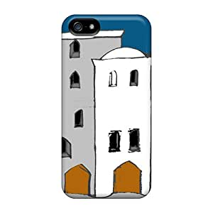 Premium Desert Hotel Case For Iphone 5/5s- Eco-friendly Packaging