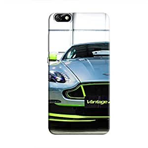 Cover It Up - AM Vantage GT8 Green Honor 4X Hard Case