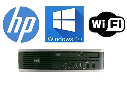 Hp Elite 8300 Small Desktop Computer HTPC with HDMI -NEW 250GB SSD - Core i3 upto 3.1GHz - 8GB RAM - Windows 10 Pro -WiFi-USB 3.0- REFURB (Hp Mini Windows 8)