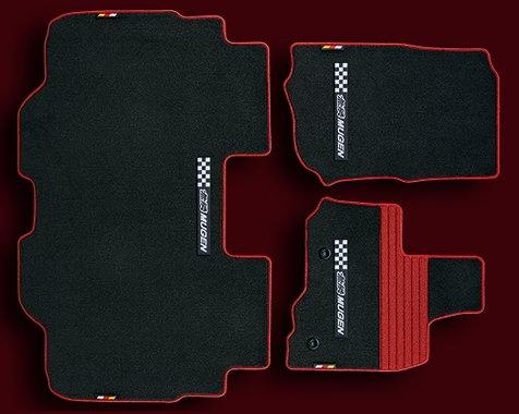 無限 MUGEN SPORT MAT スポーツマット【品番:08P15-XMDC-K1S0-RD】 N-BOX SLASH N-BOXスラッシュ フロアマット B00RGITXPC