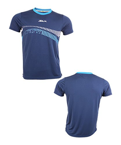 Siux Camiseta Feel Padel NIÑO Azul Marino: Amazon.es ...