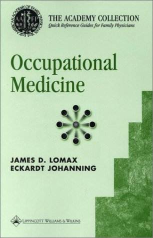 Occupational Medicine (AAFP): The Academy Collection--Quick Reference Guides for Family Physicians