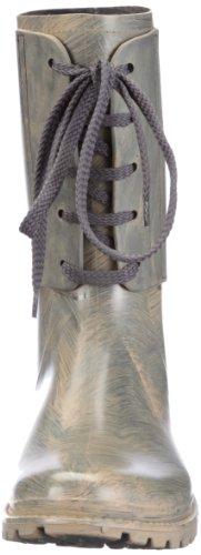 Diesel Lac-Y - Botas de goma mujer gris - Grau (Grey Gargoyle T8081)