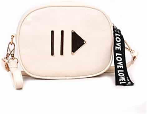 JNHVMC Waist Bag Solid Pillow For Women Bag Waist Packs Belt Bag Casual Crossbody Bag Pu Leather Box Chest Handbag