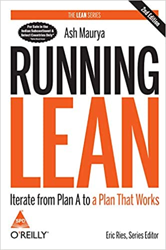 Running Lean: Iterate from Plan A to a Plan That Works (Lean (OReilly))