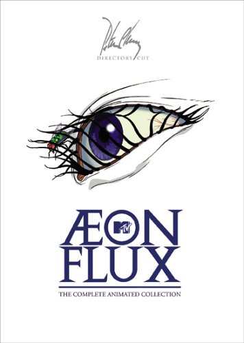 DVD : Aeon Flux: The Complete Animated Collection (Full Frame, Boxed Set, Sensormatic, 3 Disc)
