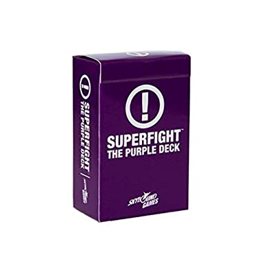 SUPERFIGHT: The Purple Card Deck